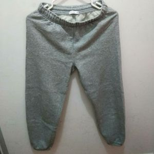 TNA grey sweatpants